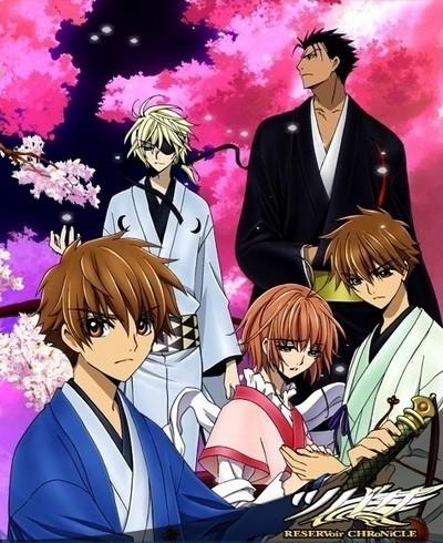 Хроника Крыльев: Весенний Гром OVA
