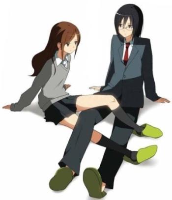 Хори-сан и Миямура-кун OVA