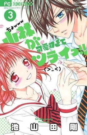 Кобаяши настолько милы, что аж душу теребит!! OVA