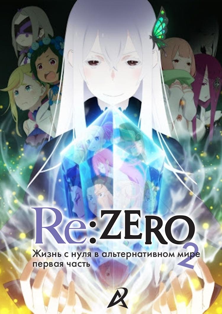 Re:Zero. Жизнь с нуля в альтернативном мире 2. Часть 1