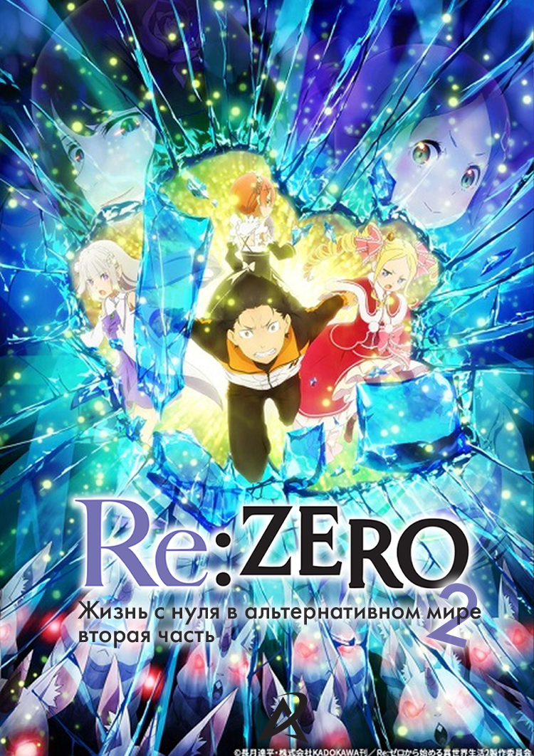 Re:Zero. Жизнь с нуля в альтернативном мире 2. Часть 2
