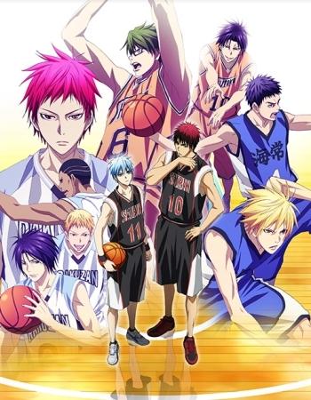 Баскетбол Куроко ТВ-3