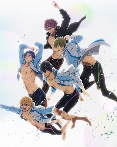 Free! - Плавательный клуб старшей школы Иватоби ТВ-2