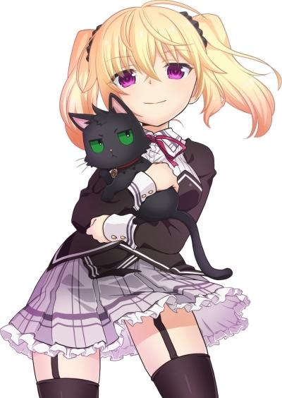 Нора, принцесса и бродячий кот