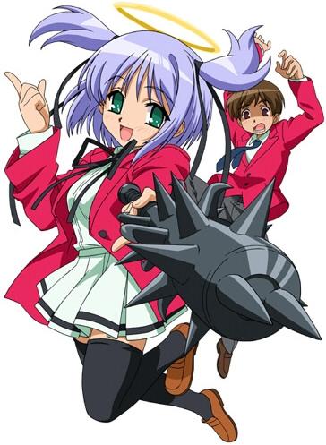 Убойный Ангел Докуро-чан OVA-1