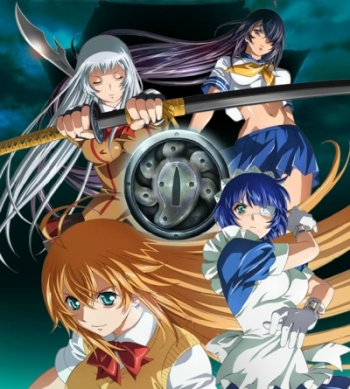 Школьные войны OVA